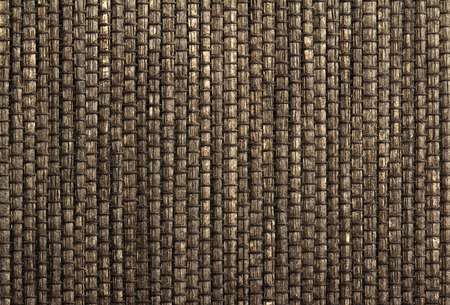 straw mat: close up of a brown woven background