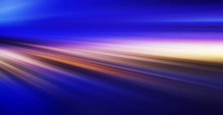 high speed lights motion blur background, zooming effect