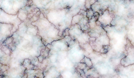 White marble texture with bluish and rose shades. Marbling stone background for architectural or decorative design.