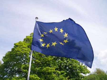 flagging: EU flag
