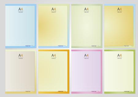 a4: A4 paper template
