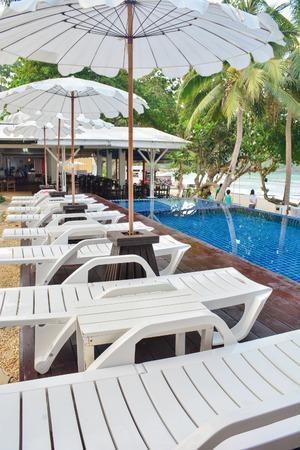samet: Pool beach koh samet 1 Editorial