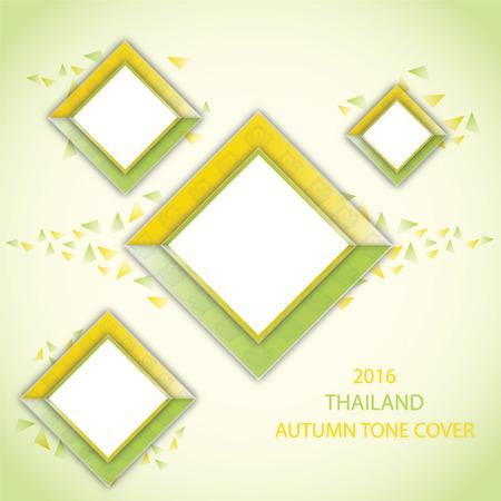 cover: THAILAND AUTUMN TONE COVER