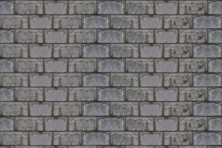 wall texture: texture - grey bricks wall Stock Photo