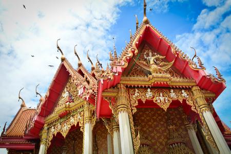 Temple Wat tham sua. Kanchanaburi, Thailand 2