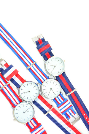 inlay: Colorful Wristwatch 1
