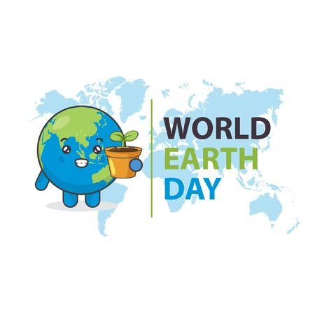 World Earth Day Text Template