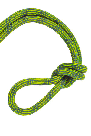 Rope and knot photo
