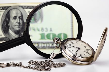 Time is money Stock Photo - 8234830