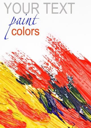Color Paint photo