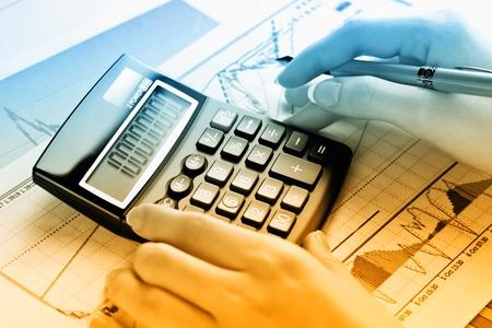 calculator money: Accounting.