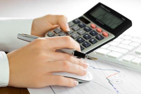 Accounting. Standard-Bild - 11758355