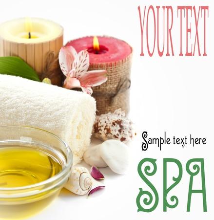 Aromatherapie Spa Standard-Bild - 12623939