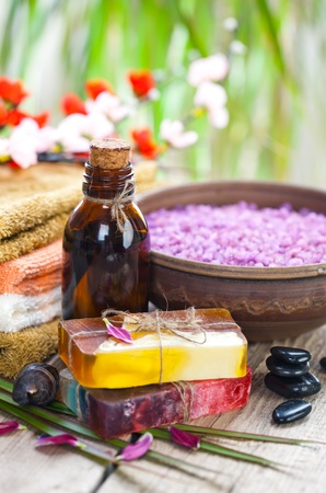 Aromatherapy Spa Stock Photo - 12623805
