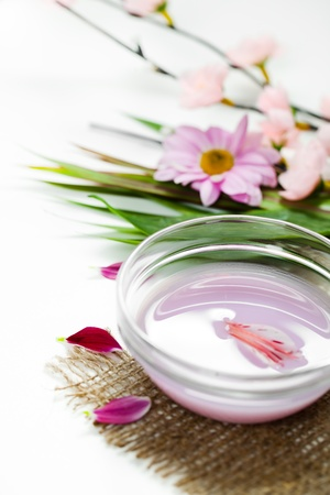Aromatherapy Spa Stock Photo
