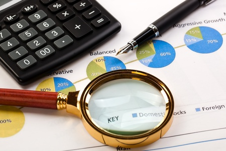 Accounting  Stock Photo - 13597852
