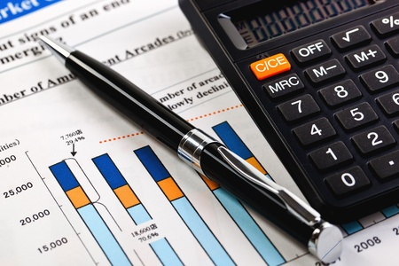 Accounting Stock Photo - 13605590