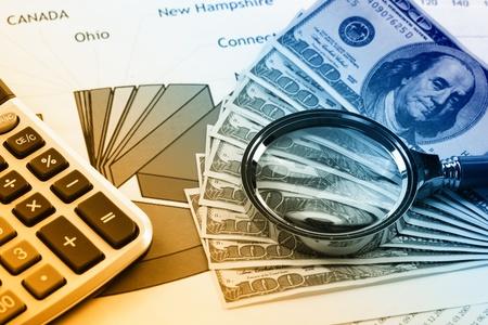 Accounting Stock Photo - 13495284
