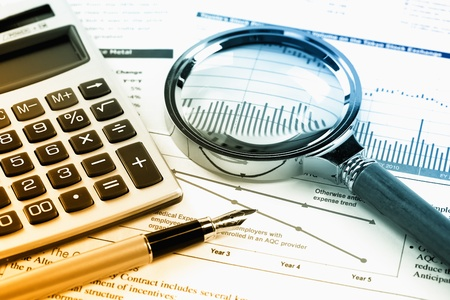 Accounting  Stock Photo - 13723056