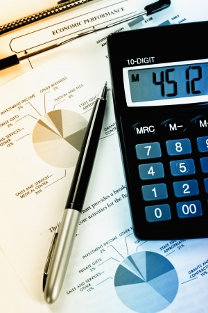 Accounting  Stock Photo - 13779725