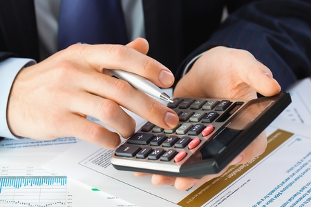 Accounting Stock Photo - 14152213