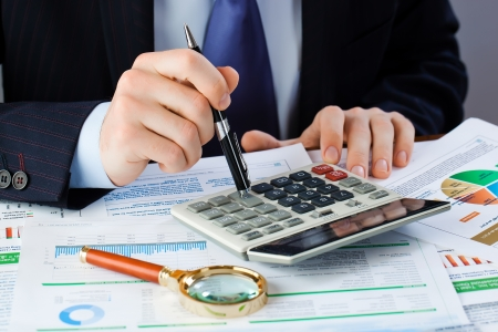 Accounting  Stock Photo - 14196795