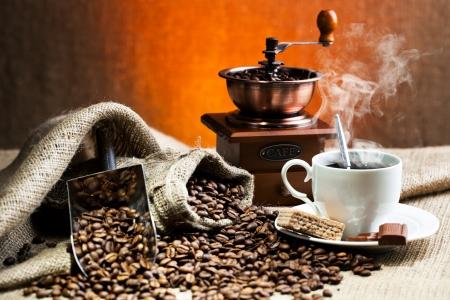 Kaffee Standard-Bild - 14705728