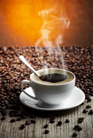 coffe bean: Caff�