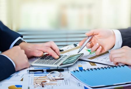 Accounting Stock Photo - 16445563