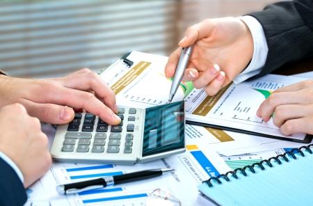 Accounting Stock Photo - 16447154