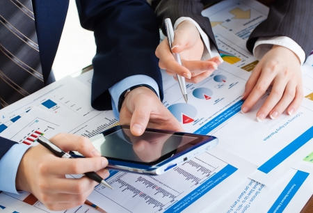 Accounting Stock Photo - 16447003
