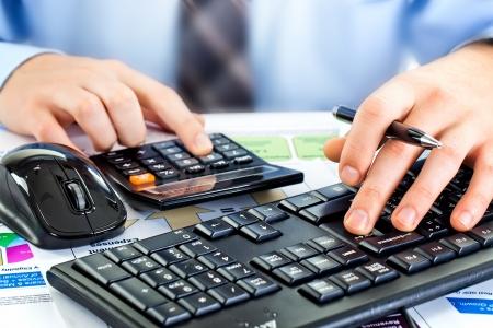 Accounting Stock Photo - 16451700