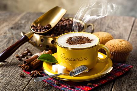 comida arabe: Caf? negro