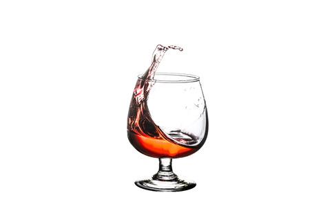 redwine: wine splash