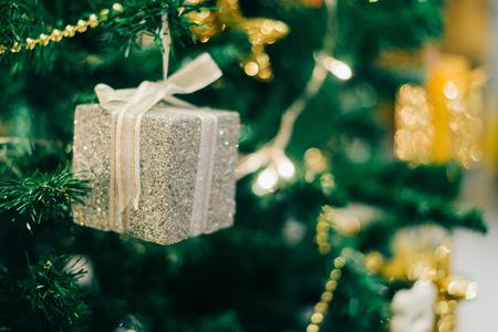 크리스마스 트리 스톡 콘텐츠 - 92204415