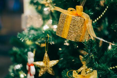 Christmas Tree 스톡 콘텐츠