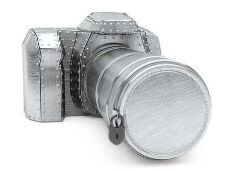 steel slr Stock Photo - 12313158