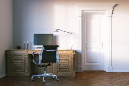 Armadio Ufficio Legno : Ufficio classico finest gallery of arredamento ufficio classico