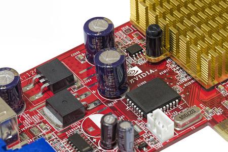 vga: Computer video card
