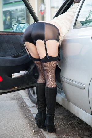 prostituta: prostituta tratar con ella juan