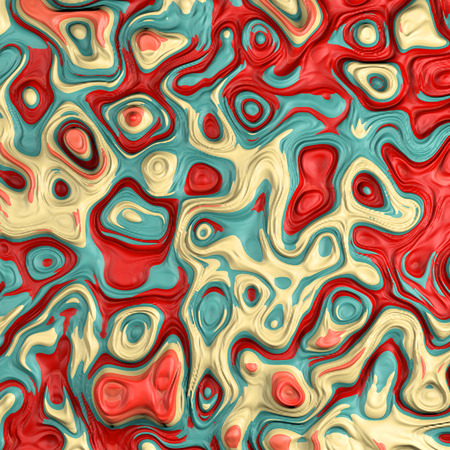 smearing: Surface structure of Liquid colors. Organic shapes floating.