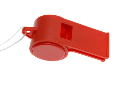 red whistle photo