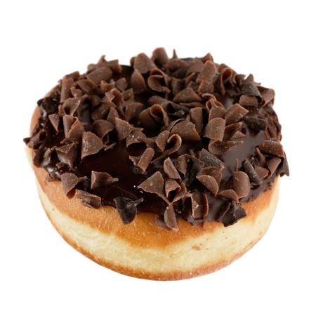 dough nut: doughnut  isolated on white background