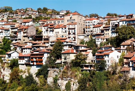 veliko: Veliko Tarnovo in the Summertime