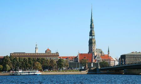 Riga, Peters church