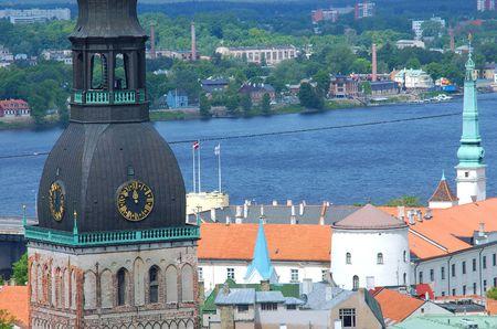 Castle, the president residence of Latvia