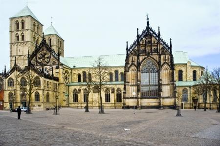 Germany, Munster cathedral of Sacred Pavel  13 eyelids