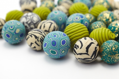 colorful beads for beading and jewelry making