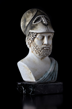 """statesman: Pericle era antico statista greco, oratore e generale del 5 � secolo aC, conosciuta come la """"Golden Age"""". (495-429) BC Archivio Fotografico"""