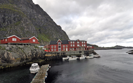 alesund: Moskenes is a small town in the municipality of Moskenes in Nordland county, Norway.